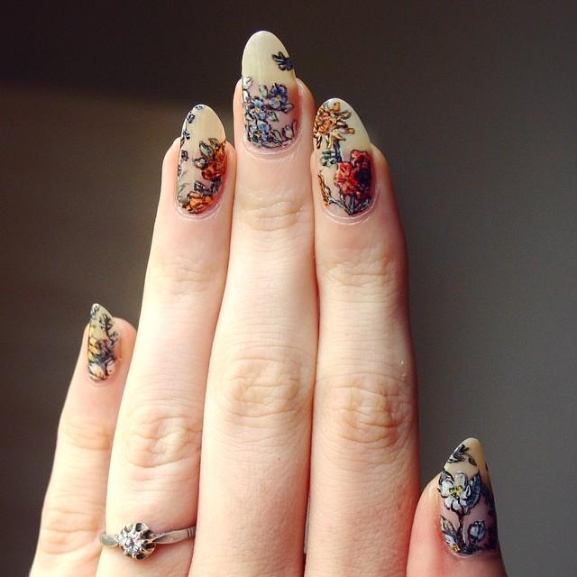 Mẫu móng tay đẹp 11