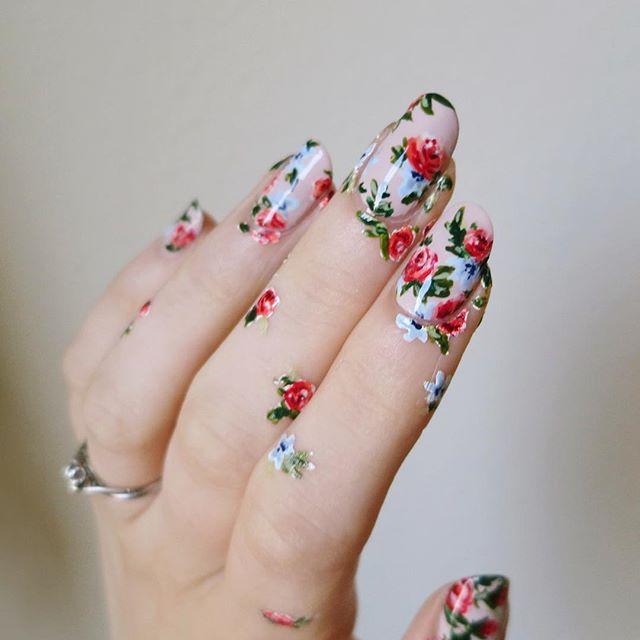 Mẫu móng tay đẹp 15