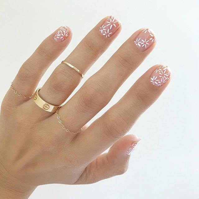 Mẫu móng tay đẹp 4