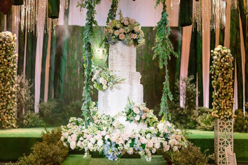 trang trí tiệc cưới gem center - 02