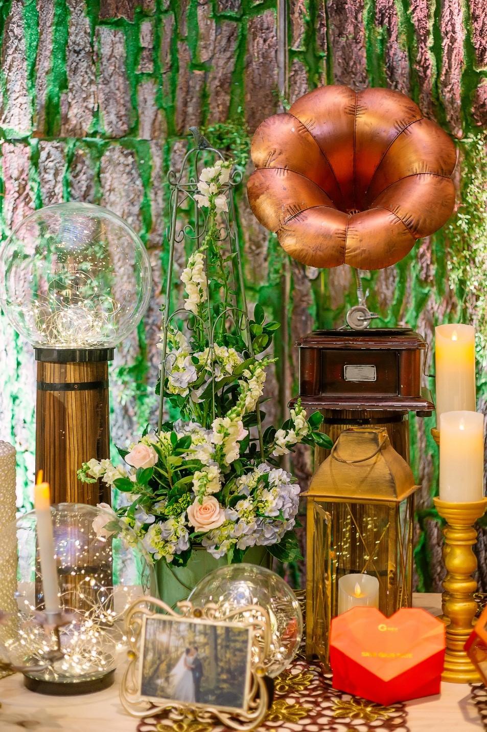 trang trí tiệc cưới gem center - 05