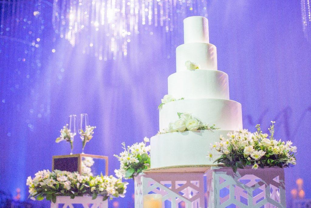 trang trí tiệc cưới gem center - 07