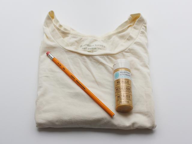 6 cách tái chế áo thun cũ 1
