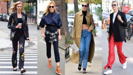Học hỏi phong cách thời trang công sở thu hút của cô dâu sắp cưới Karlie Kloss