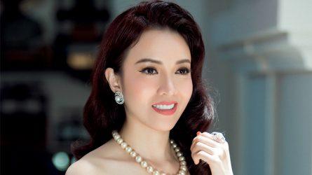 Nữ doanh nhân thổi hồn cho vương miện Hoa hậu Việt Nam 2018