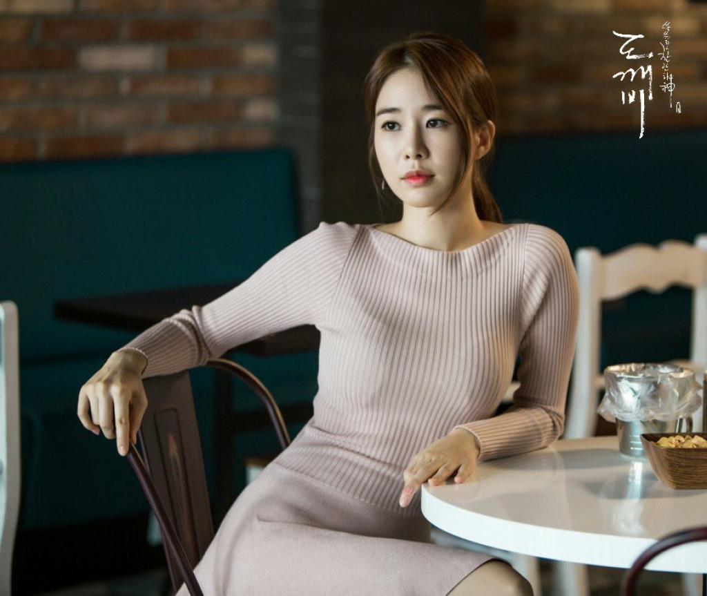 mỹ nhân Hàn Yoo 1