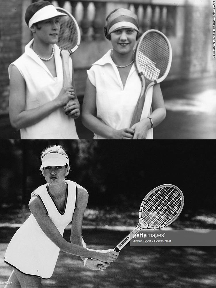 Mũ lưỡi trai được các vận động viên quần vợt yêu thích (1)