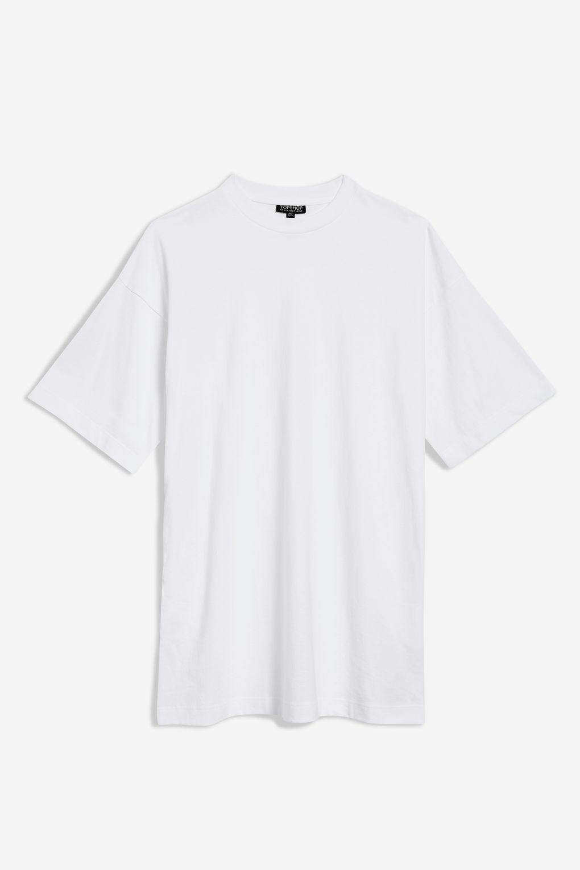 áo thun trắng top shop