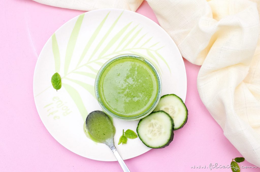 chăm sóc da Cucumber