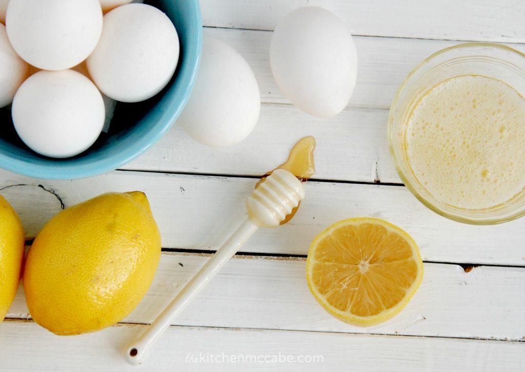 chăm sóc da Egg Whites