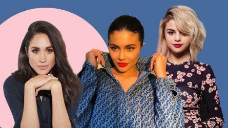 """[Điểm tin sao quốc tế] Kylie Jenner và Selena Gomez có thu nhập """"khủng"""" nhất trên Instagram, Meghan Markle sẽ đón sinh nhật Hoàng gia đầu tiên"""