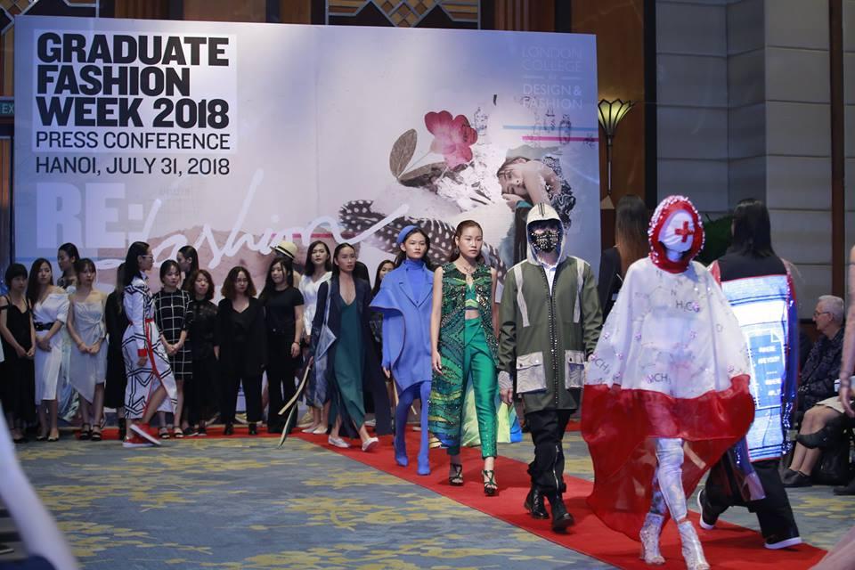 Tuần lễ thời trang tốt nghiệp LCDF 2018 - 05