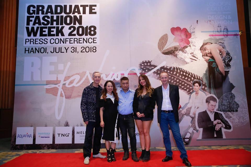 Tuần lễ thời trang tốt nghiệp LCDF 2018 - 03