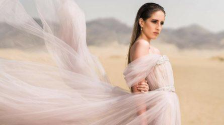 Gặp gỡ người mẫu Ả Rập đầu tiên trình diễn tại show thời trang cao cấp Paris