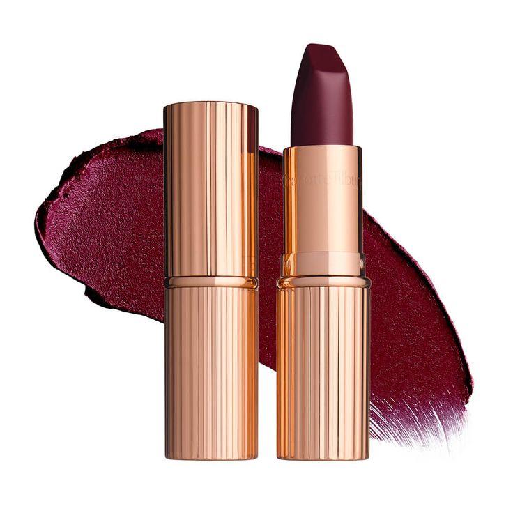 màu son môi Charlotte Tilbury Matte Revolution Lipstick in Glastonberry