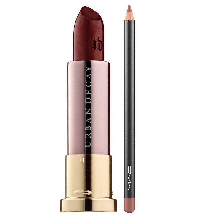 màu son môi Urban Decay's Vice Lipstick in Blackmail