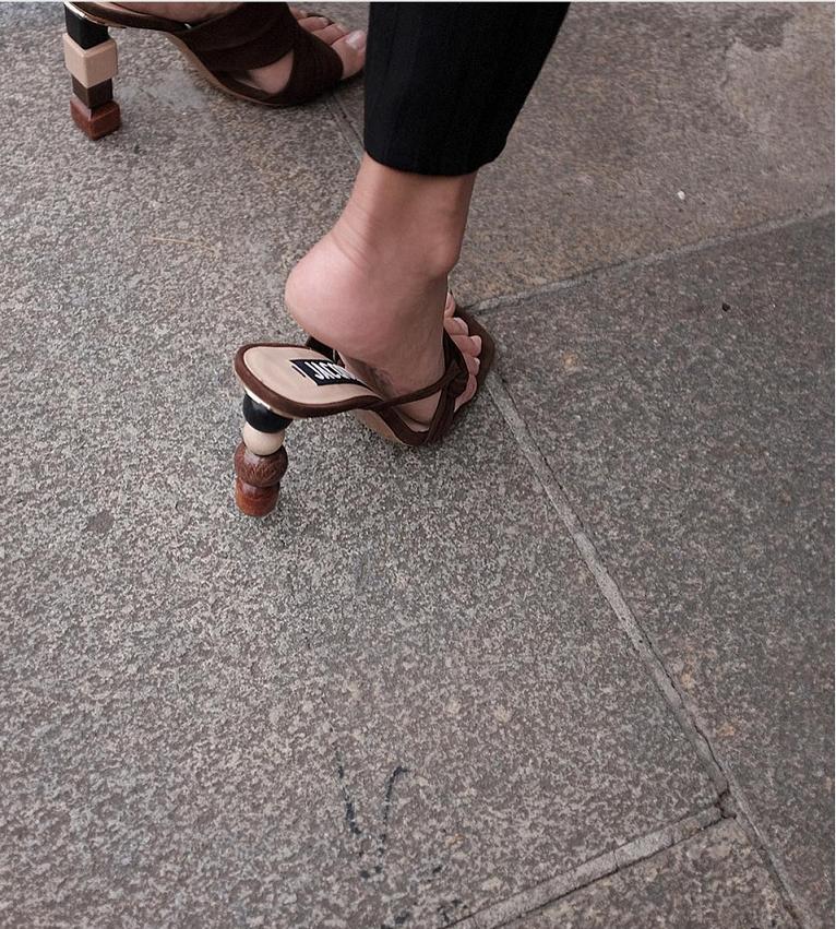 giày thời trang nổi bật mùa Thu trên Instagram 8