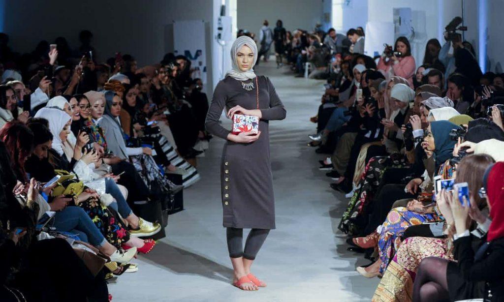 thời trang Hồi giáo 2