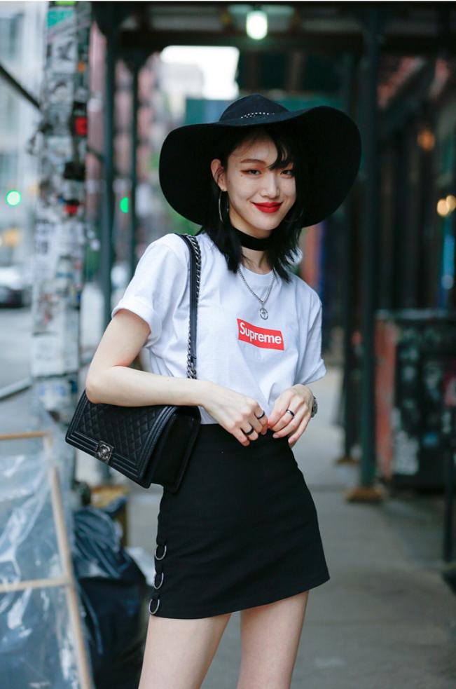fashionista thời trang Hàn Quốc 5