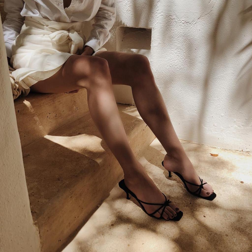 giày thời trang nổi bật mùa Thu trên Instagram 3