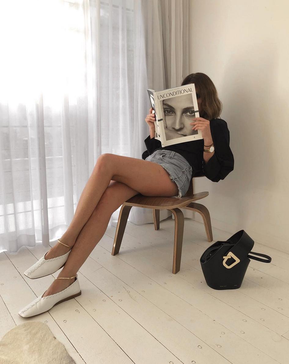 giày thời trang nổi bật mùa Thu trên Instagram 5
