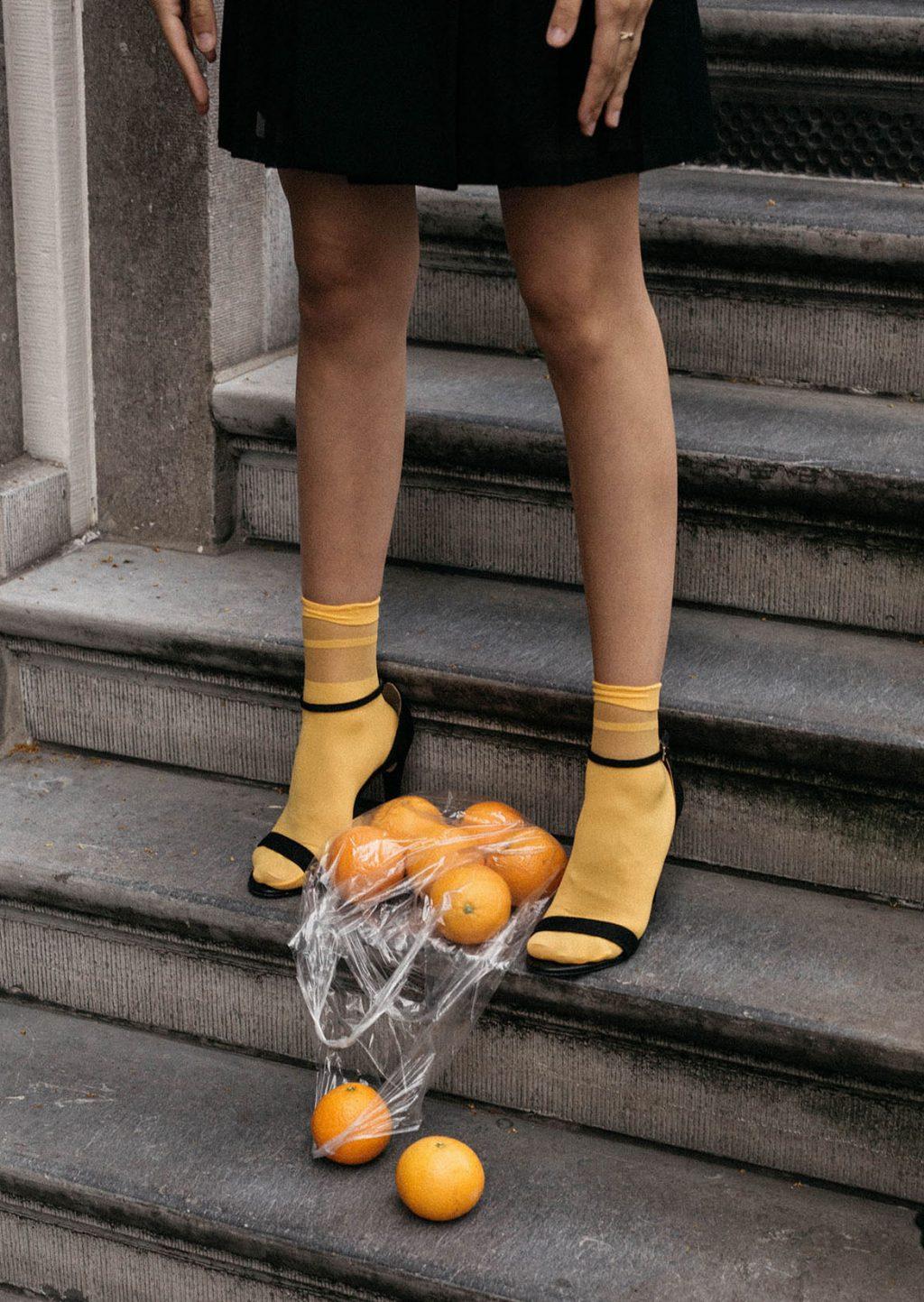 giày thời trang nổi bật mùa Thu trên Instagram 4