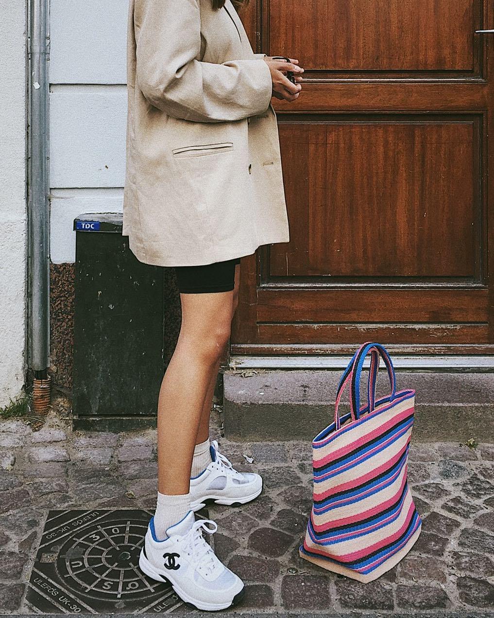 giày thời trang nổi bật mùa Thu trên Instagram 10