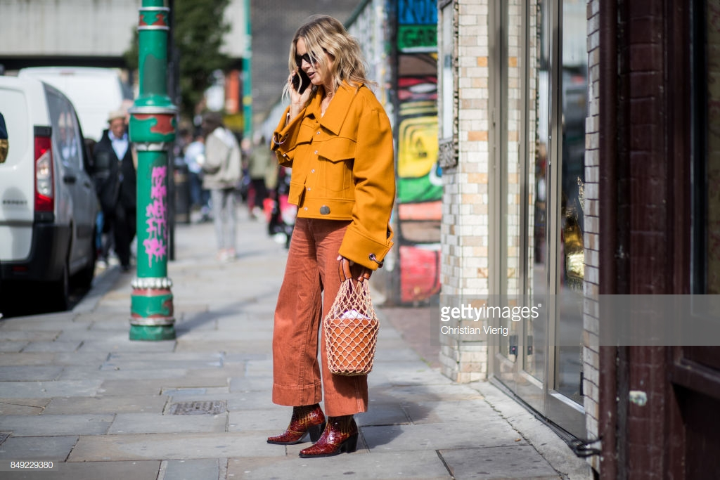 giày thời trang nổi bật mùa Thu trên Instagram 15