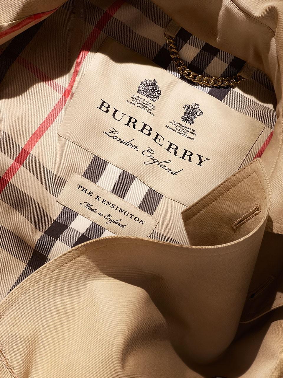 thương hiệu burberry thay đổi biểu tượng 4