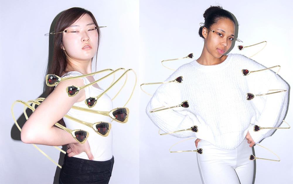 Món trang sức lạ mắt đầy sáng tạo của Ada Chen