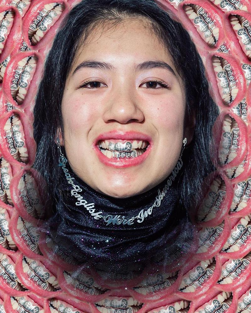 Ada Chen cùng bộ trang sức mang chính câu chuyện của cô