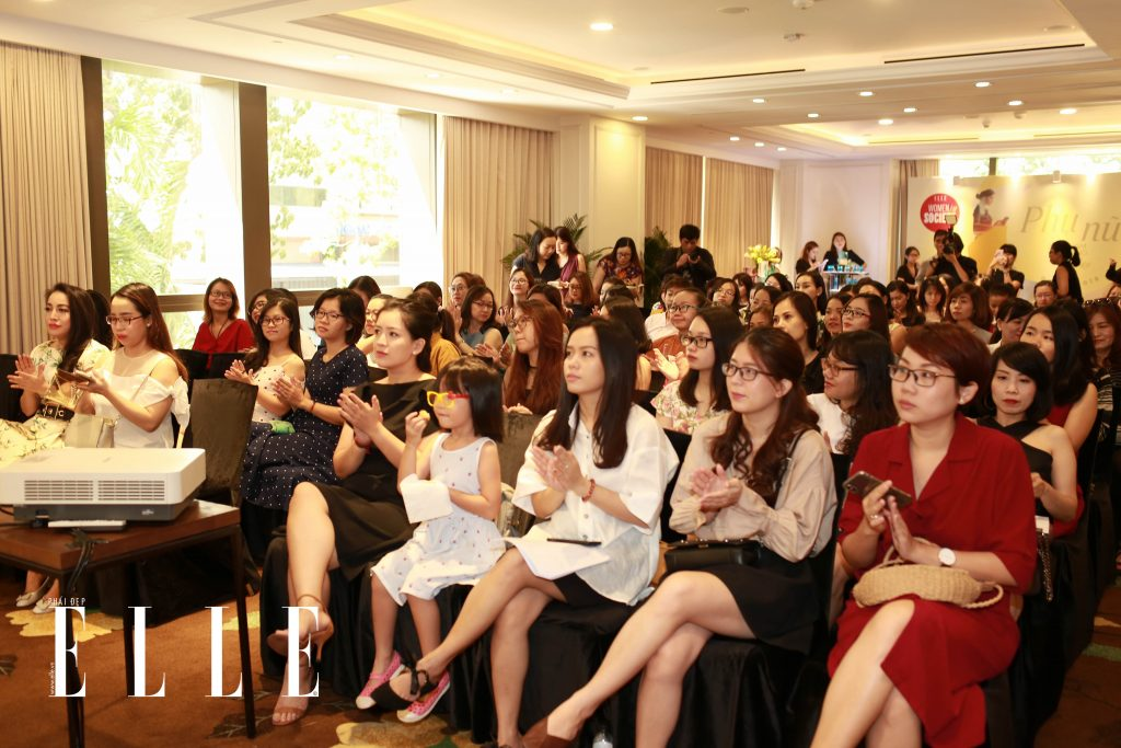 elle women in society phụ nữ khởi nghiệp
