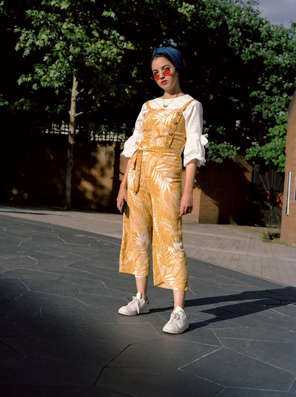 thời trang Hồi giáo 1
