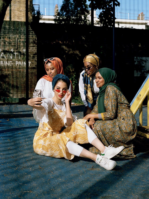 thời trang Hồi giáo 4