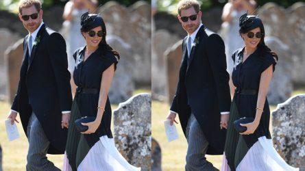 Thời trang của Meghan Markle trong ngày sinh nhật đầu tiên ở hoàng gia Anh