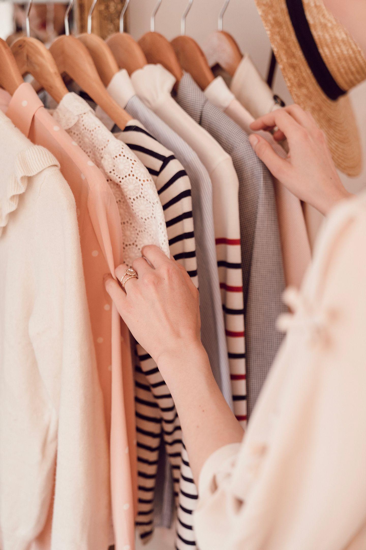 bí quyết mua sắm tại cửa hàng quần áo cũ