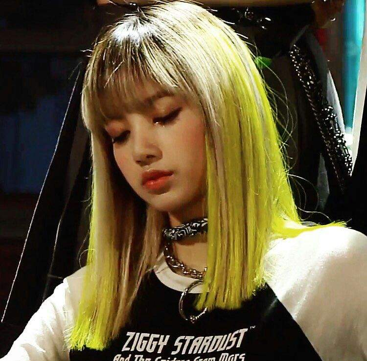 Lisa màu tóc 2_Amino Apps