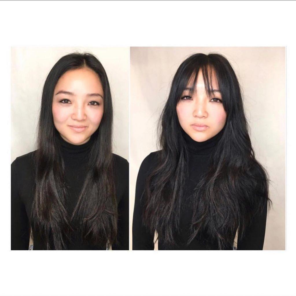 kiểu tóc mái 5
