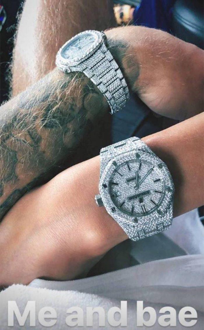 đồng hồ kim cương 1