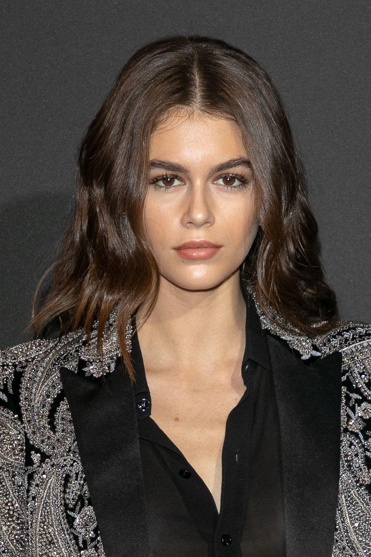mái tóc dài b gerber