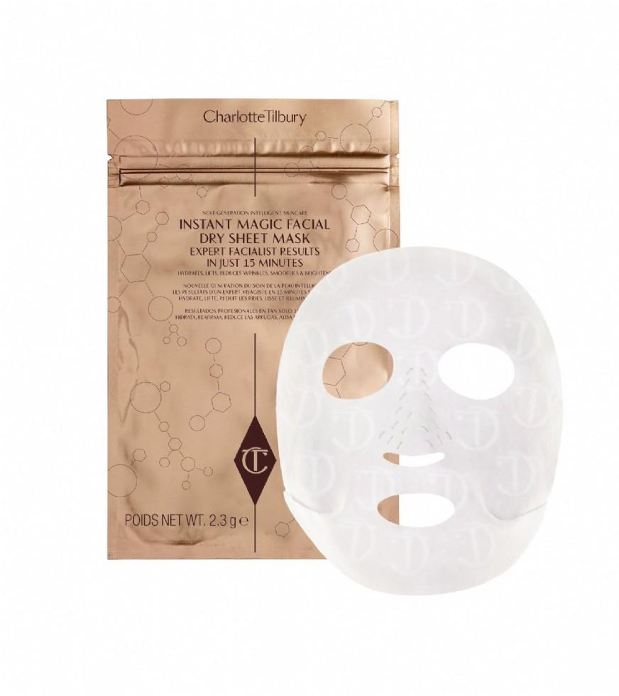 mặt nạ dưỡng da Charlotte Tilbury Instant Magic Facial Dry Sheet Mask