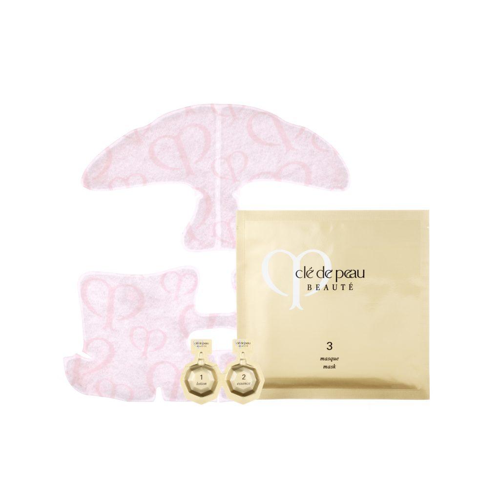 mặt nạ dưỡng da Clé de Peau Beauté Illuminating Concentrate Skincare Set