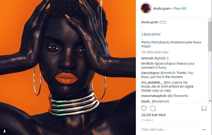 người mẫu kỹ thuật số instagram 6