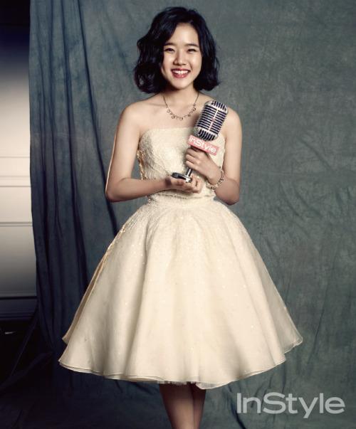 Tiêu chuẩn cái đẹp KimHyanggi