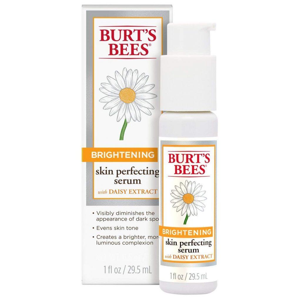 serum chống lão hóa_Burt's Bees Brightening Skin Perfecting Serum
