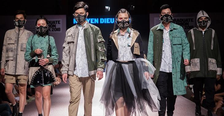 tuần lễ thời trang tốt nghiệp LCDF 2018 - 01