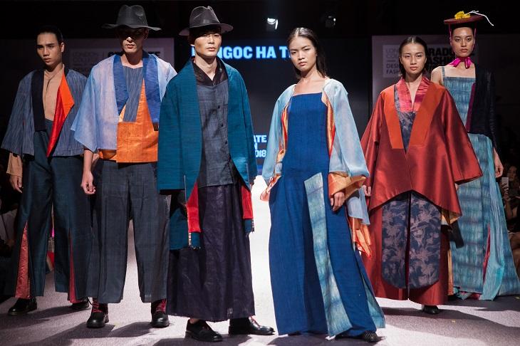 tuần lễ thời trang tốt nghiệp LCDF 2018 - 12