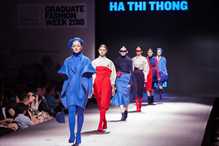 tuần lễ thời trang tốt nghiệp LCDF 2018 - 16