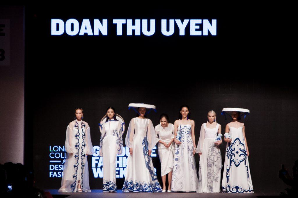 tuần lễ thời trang tốt nghiệp LCDF 2018 - 17