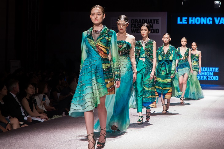 tuần lễ thời trang tốt nghiệp LCDF 2018 - 07